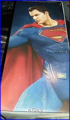 Dawn of Justice Scale 12 Statue Figurine Batman v Superman DC Justice League