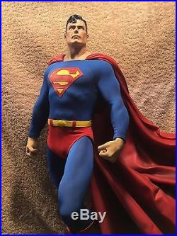 EXCLUSIVE Superman Premium Format Figure Statue by Sideshow Collectibles
