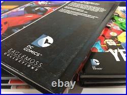 Eaglemoss DC Comic Graphic Novel Collection Hardback Books Vol 1-29