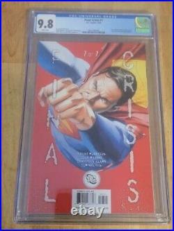 FINAL CRISIS #7 CGC 9.8 1st App CALVIN ELLIS as SUPERMAN (2009) DC Comics