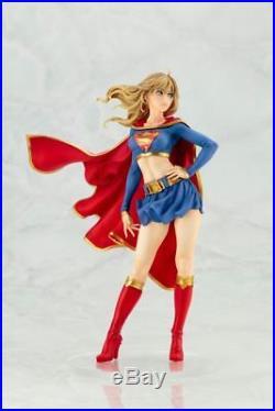In STOCK Kotobukiya DC Comics Supergirl Returns Bishoujo Statue