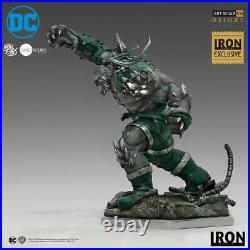 Iron Studios Doomsday 110 Statue Superman Comic Con CCXP Exclusive Mint Figure