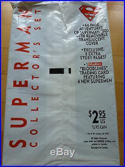 Jerry Siegel Signed Superman Comic Book