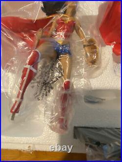 Jim Lee DC Designer Series Limited Statue Set Superman, Wonder Woman, Batman