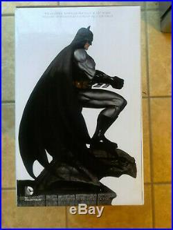 Jim Lee SUPERMAN & BATMAN Designed Bookend Statue MIB 1st Edition 8.75