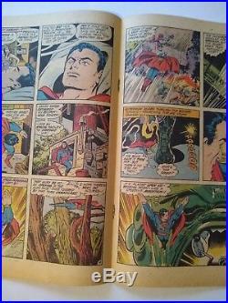 Jimmy Olsen #134 Mid Grade Copy 1st Appearance of Darkseid