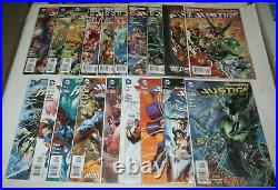 Justice League (V2, 2011) #0,1-52 100% COMPLETE New 52 Johns 30,31,40,23.1,23.2