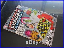 Justice League of America #1 DC 1960 Flash, Green Lantern, Batman & Superman