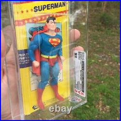 Kenner Super Powers SUPERMAN CAS 85 Graded 1984 Not AFA FREE S&H