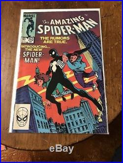 Large Comic Lot Key Issues Spider-Man 252,238,361, Superman 199 & More Stan Lee