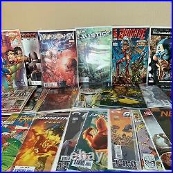 Lof of 300 Comic Books DC, Marvel, Iron man, Batman, Superman Modern, Vintage