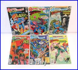 Lot Of 59 DC COMICS PRESENTS Issues #1-88 Bronze Age Superman High Grade
