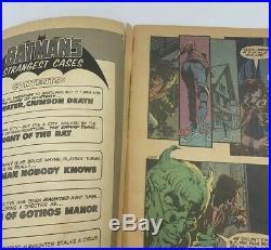 Lot Of 8 Marvel Treasury Edition Comics Batman, Spiderman, Superman, Avengers