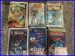 Lot Of Over 2100 Comic Books. Golden, Silver, Bronze, Copper, DC, Marvel, Others