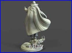 Martian ManHunter 1/4 custom statue Sideshow Batman Superman NIB Limited of 15
