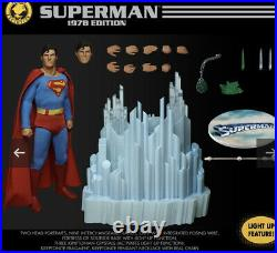 Mezco One12 Collective Superman 1978 Edition Exclusive Christopher Reeves NEW