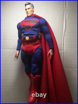 Mezco One12 Kingdom Come Superman Custom SUIT ONLY