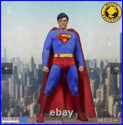 Mezco Toys 1978 Superman One12 Christopher Reeve