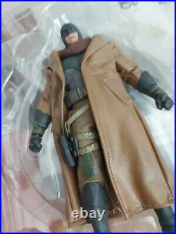Mezco one 12 Exclusive Mdx Knightmare Batman Bvs Superman