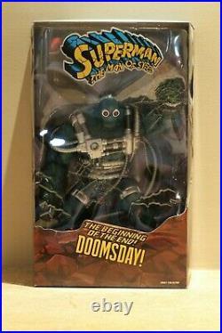 NIB 2014 SDCC Exclusive Mattel Signature Collection Prison Suit Doomsday