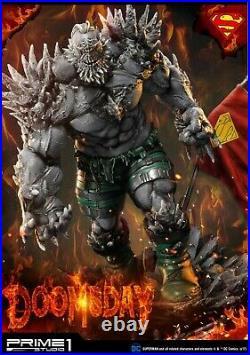 Prime 1 Studio Doomsday Exclusive Statue, 121/500EX Batman Superman Rare Massive