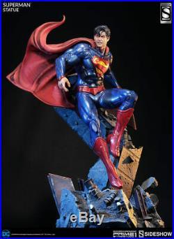 Prime 1 Studio New 52 Superman Exclusive Statue used-displayed
