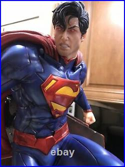 Prime 1 Studio Superman New 52 Exclusive Statue, EX Justice League