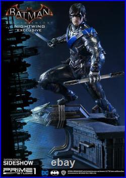 SIDESHOW Prime 1 STUDIO NIGHTWING 13 BATMAN EXCLUSIVE STATUE Dark Figure Robin