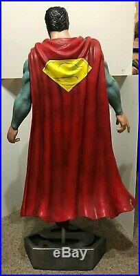 SUPERMAN 48 Custom STATUE Halimaw Sculptures 12 Philippines Rare