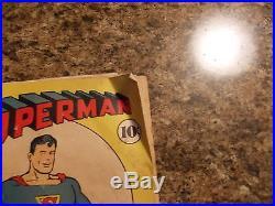 Superman #6 (sept-oct 1940)