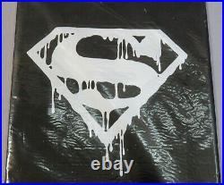 SUPERMAN #75 (Platinum Retailer Variant Edition Sealed) DC Comics 1992 Death of
