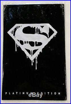 SUPERMAN #75 Platinum Variant Retailer Edition DC Comic 1992 Sealed Death of