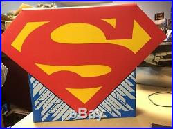 Superman Christopher Reeves 1/6 Scale Movie Masterpiece Figure Hot Toys