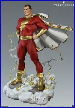 Shazam Super Powers Maquette Statue Exclusive Edition Tweeterhead