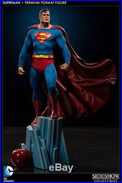 Sideshow Collectibles Superman Limited Edition Premium Format Statue New