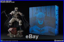 Sideshow Collectibles Superman Red Son Batman Premium Format Figure 63/1000