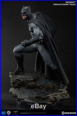 Sideshow DC Comics BvS Dawn of Justice Batman Premium Format Affleck, Statue