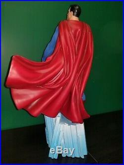 Sideshow DC Superman Premium Format Statue Collectors Ed #3662/5000