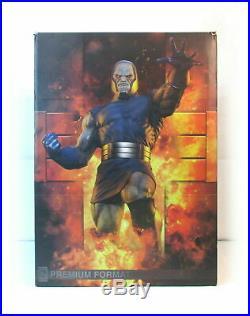 Sideshow Darkseid Premium Format 14 Scale 26 Statue DC Comics Superman Villain