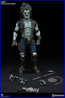 Sideshow Lobo DC Comics The Main Man 1/6 Scale 12 Figure NEW IN STOCK