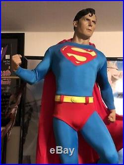 Sideshow Superman 1978 Premium Format Statue Christopher Reeve