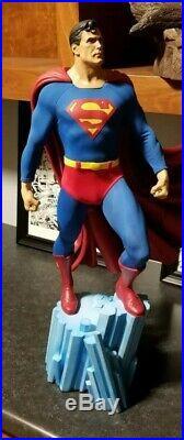 Sideshow Superman Premium Format