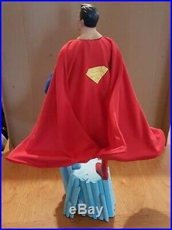 Sideshow Superman Premium Format Custom Wired Fabric Cape (NO HEAVY CAPE)