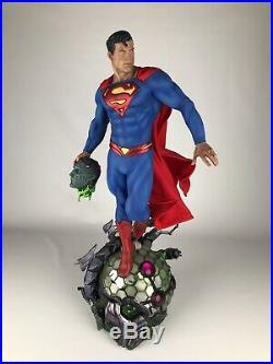 Sideshow Superman Premium Format PF EX Exclusive 1/4