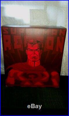 Sideshow Superman Red Son Premium Format Figure Statue 267/1000