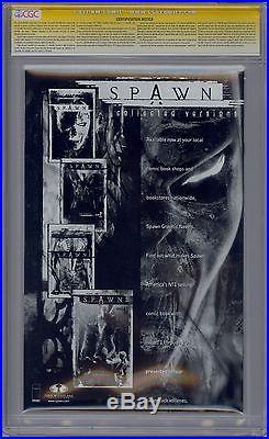 Spawn 1 Black and White Variant CGC 9.6 Todd McFarlane Signature Series