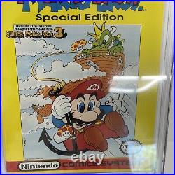 Super Mario Bros. Special Edition #1 CGC 9.6 Valiant Comics 1990