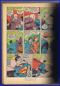 Superman #12 DC 1941