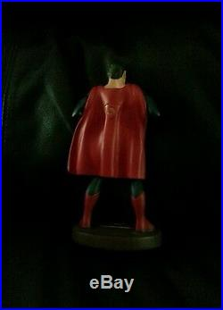 Superman 1938 Action Comics #1 Style Statue Ultra Limited Edition Alex Ross