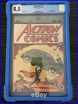 Superman #1 1939 Stars Wars #1 Punisher 1 Shazam #1 Spider-Man Marvel #1